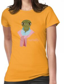 Turtally - Kroll Show Womens Fitted T-Shirt