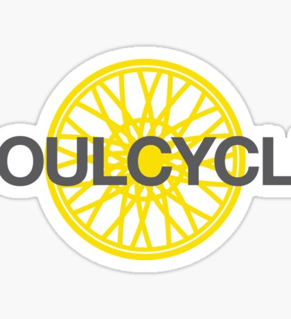 soulcycle Sticker