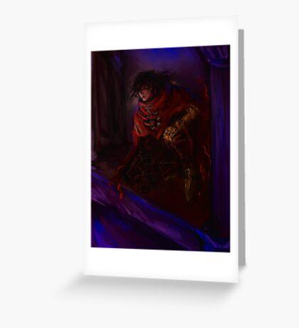 Vincent Valentine Greeting Card