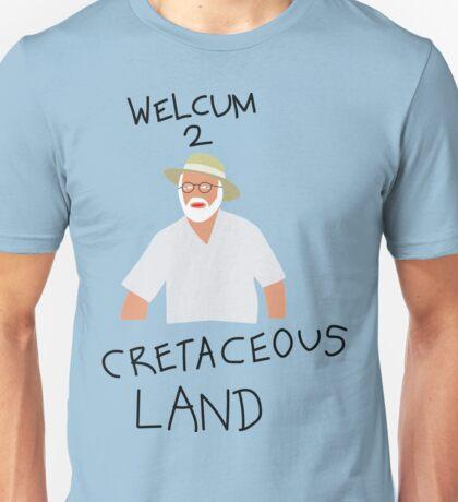 Welcum 2 Cretaceous Land Unisex T-Shirt
