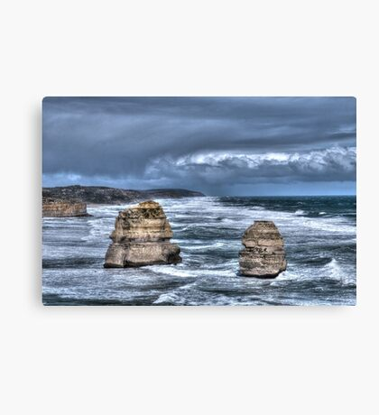 Great Ocean Road (3), Victoria, Australia Canvas Print