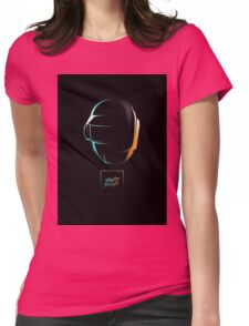 DP2 Womens Fitted T-Shirt