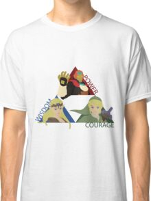 Three Opposing Forces Classic T-Shirt