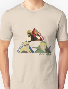 Three Opposing Forces T-Shirt
