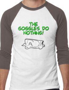 Safety Goggles Men's Baseball ¾ T-Shirt