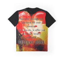 Love for Veterans Graphic T-Shirt