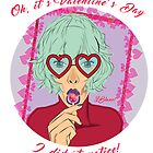 Oh, It's Valentine's Day... by KLCreative