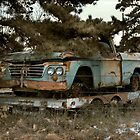 Abandoned Dodge Sweptline Pickup by mal-photography