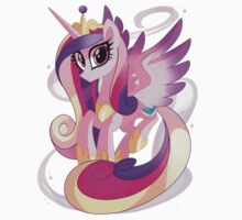 Princess Cadence One Piece - Short Sleeve