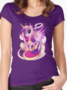 Princess Cadence Women's Fitted Scoop T-Shirt