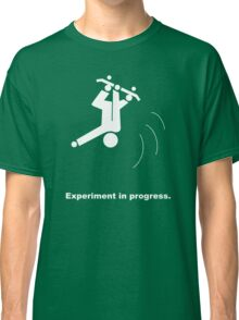 Experiment In Progress - Skateboarding (Clothing) Classic T-Shirt