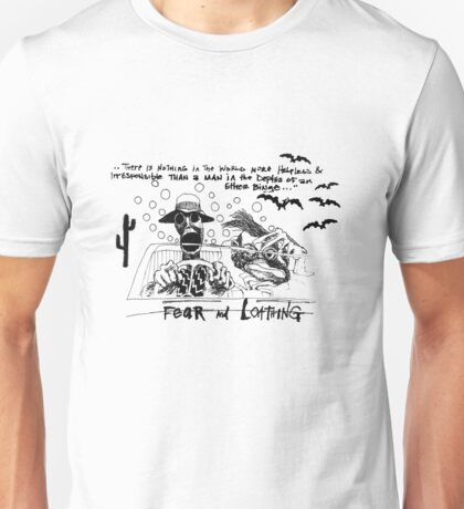 Fear and loathing in los vegas  Unisex T-Shirt