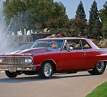 1965 Chevrolet 'Pro Street' Malibu by DaveKoontz