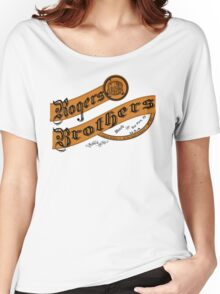 rogers brothers monogram Women's Relaxed Fit T-Shirt