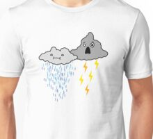 Rain & Thunder Cloud Unisex T-Shirt