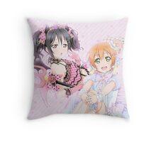 NicoRin #2 ★ Throw Pillow