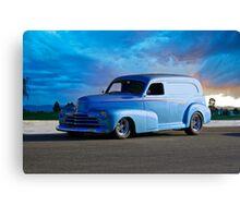 1947 Chevrolet Sedan Delivery  Canvas Print
