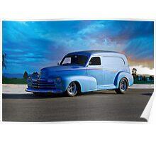 1947 Chevrolet Sedan Delivery  Poster