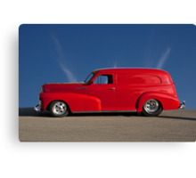 1947 Chevrolet 'Profile of Passion' Panel Canvas Print
