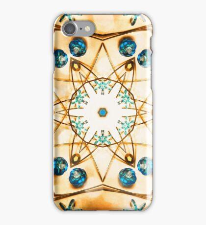 Sparkling Symbolism iPhone Case/Skin