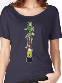 Tower of Lads Women's Relaxed Fit T-Shirt