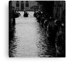 Away - Venice Canvas Print