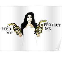 Feed Me, Protect Me Poster