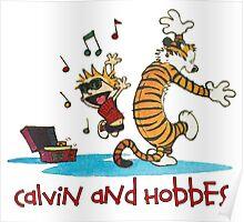 Calvin Hobbes Poster