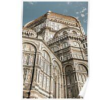 Il Duomo di Firenze Poster