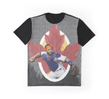 Russell Martin - Flower Crown Graphic T-Shirt
