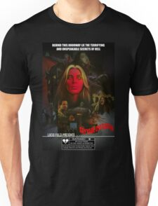 Say You Love Satan 80s Horror Podcast - The Beyond Unisex T-Shirt