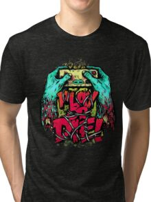 Play or Die! Tri-blend T-Shirt