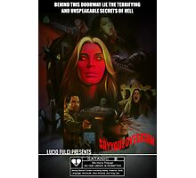 Say You Love Satan 80s Horror Podcast - The Beyond Photographic Print