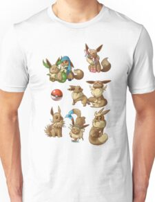 Eeveelution Cosplay Unisex T-Shirt