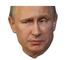 Vladimir Putin Photographic Print