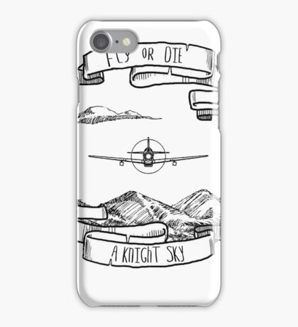 P-51 iPhone Case/Skin