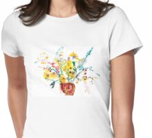 Lady Sharyn Womens Fitted T-Shirt