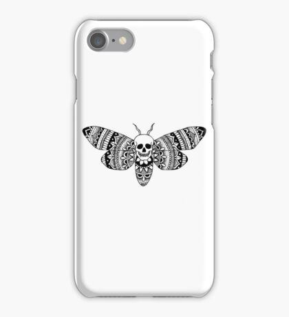 Afterlife Mandala Butterfly iPhone Case/Skin
