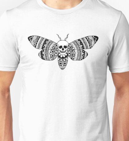 Afterlife Mandala Butterfly Unisex T-Shirt