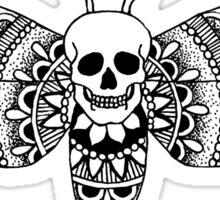 Afterlife Mandala Butterfly Sticker