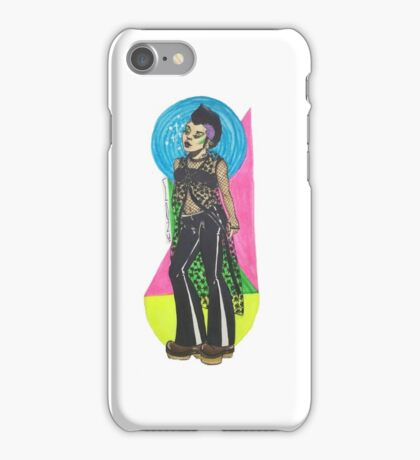 They Wanted Darkness Goth iPhone Case/Skin