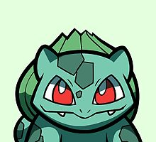 Bulbasaur by Pepooni