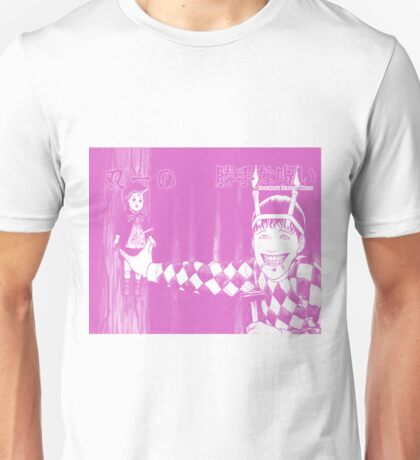 Souichi's Diary of Delights (Pink) Unisex T-Shirt