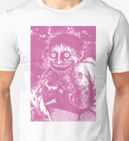 Secret of the Haunted House Unisex T-Shirt