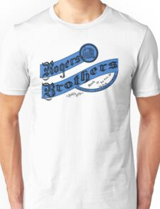 rogers bros monogram T-Shirt