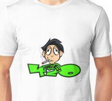 The WeedHed Stoner Guy Unisex T-Shirt