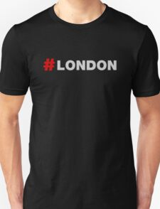 Hastag London T-Shirt