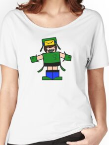 Josh In a Box Women's Relaxed Fit T-Shirt