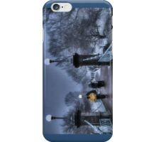 Winter in Boston iPhone Case/Skin