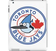 A Regular Blue Jay iPad Case/Skin